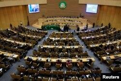 非洲联盟在埃塞俄比亚召开大会