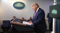 ԱՄՆ նախագահ Թրամփը քննադատել է Դեմոկրատների կողմից Քամալա Հարիսին երկրի փոխնախագահ առաջադրելու որոշումը