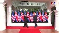 ABŞ-Şimali Koreya sammiti-Trampın daxili siyasət hədəfləri