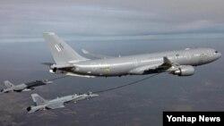 한국 공군 전투기의 체공·작전 시간을 늘리는 공중급유기 기종이 30일 유럽 에어버스D&S의 A330 MRTT로 최종 결정됐다.