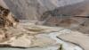 کاهش سطح آب سد کرج (آرشیو)