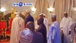 VOA60 AFIRKA: NIGERIA Sakataren Harkokin Wajen Amurka John Kerry, Ya Gana Da Shuagabannin Addini A Sokoto