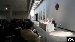 美国国家政策中心讨论美、中、台湾政策