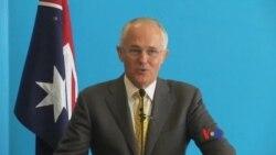澳大利亞總理訪華商談經貿合作