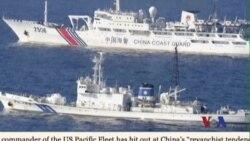 'Châu Á có thể rơi vào khủng hoảng như Crimea'