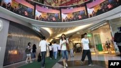 資料照:位於香港觀塘的APM購物中心