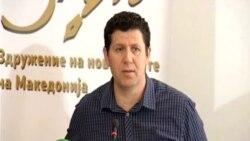 Maqedoni:Shoqata e gazetarëve për ligjin e medias
