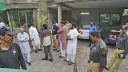 یک شهروند آمریکایی در پاکستان ربوده شد