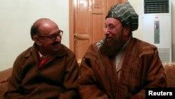 مولانا سمیع الحق اور عرفان صدیقی