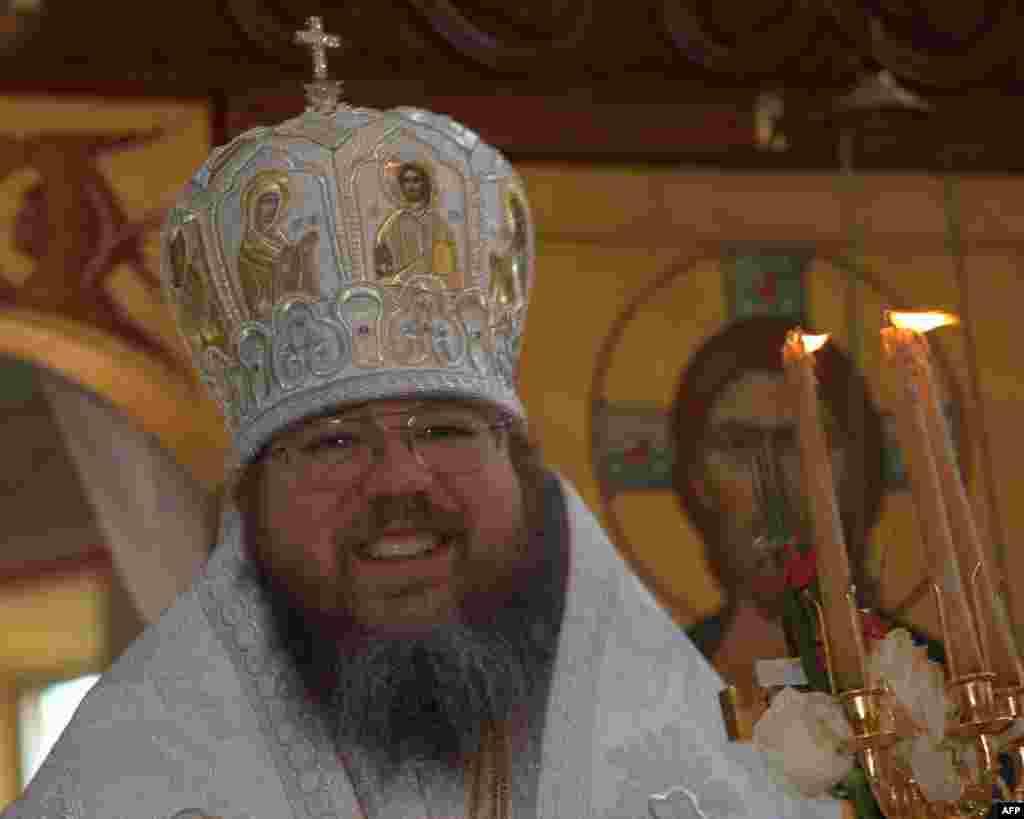 Глава Американской Православной церкви митрополит всея Америки и Канады Иона
