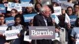 Manchetes Americanas 19 fevereiro: Bernie Sanders com 30% de apoio dos eleitores