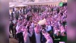 شرکت رهبران کشورهای جهان در مراسم یادبود ملک عبدالله پادشاه عربستان