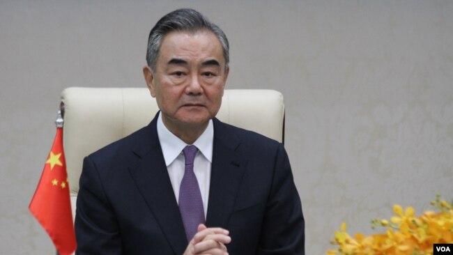 Ministri i jashtëm kinez Wang Yi
