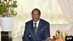 Rais wa zamani wa Burkina Faso Blaise Compaore