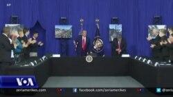 Në Uiskonsin, presidenti me mesazh për votuesit e bardhë të zonave periferike