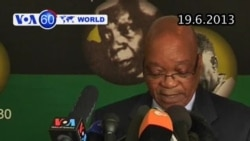 Cựu TT Nelson Mandela trong tình trạng nguy kịch (VOA60)