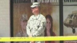 美國國防部籲請持槍的公民不要去守衛徵兵站