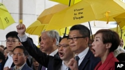 VOA Asia – Many see free speech under attack in Hong Kong