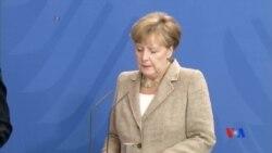 2014-07-13 美國之音視頻新聞: 德國總理希望美國改變間諜行為