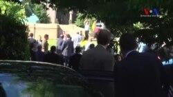 Büyükelçi Konutu Önündeki Kavgaya Farklı Tepkiler