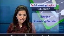 Anh ngữ đặc biệt: North Nigeria Literacy Campaign (VOA-Edu Rep)