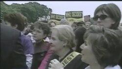 Женското движење, 50 години подоцна