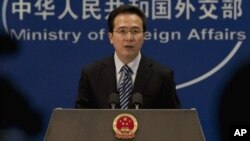 Juru bicara Kementerian Luar Negeri China Hong Lei mengatakan, China berharap Korea Utara dapat menjaga kestabilan dan pertumbuhan ekonomi (foto: dok).