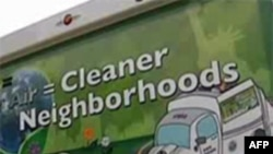 Hybrid trucks for cleaner neighborhoods