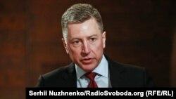 Спеціальний посланець Державного департаменту США з питань України Курт Волкер