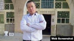 Luật sư nhân quyền Trung Quốc Cao Trí Thịnh.