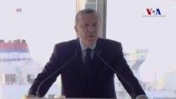 """Erdoğan: """"El Bab hallolmak üzere"""""""