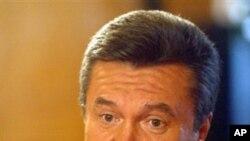 Ukrainian President Viktor Yanukovich (File)