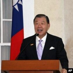 台灣駐美代表袁健生 Jason Yuan, Taiwan Representative to the USA