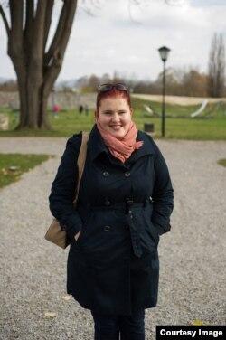 Ana Kotur-Erkić, pravnica i aktivistica za ljudska prava osoba sa invaliditetom