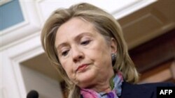 Hillary Clinton Orta Asya Gezisine Başladı