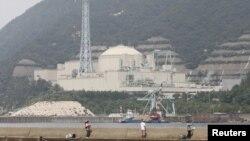 일본 후쿠이 현의 원자력 발전소 (자료사진)
