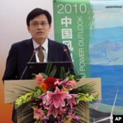国家发改委能源研究所可再生能源发展中心副主任高虎
