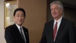 擔憂中日關係 美副國務卿會見日本官員