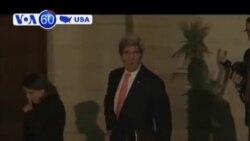 Ông Kerry bị nhận xét là 'năng nổ thái quá và như bị ám ảnh'