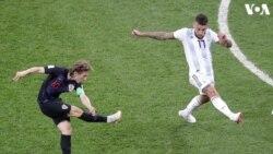 Croatia yaiweka Argentina hatarini