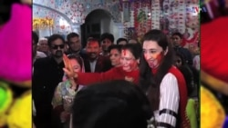 لاہور میں ہولی کے رنگ
