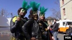 化妆派对是狂欢节传统