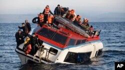 ترکیه توافق کرده است که مسیر عبور پناهجویان را به اروپا مسدود کند.
