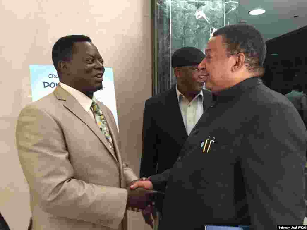 Babban Sakatare Janar Na Kungiyar OPEC Mohammad Sunusi Barkindo
