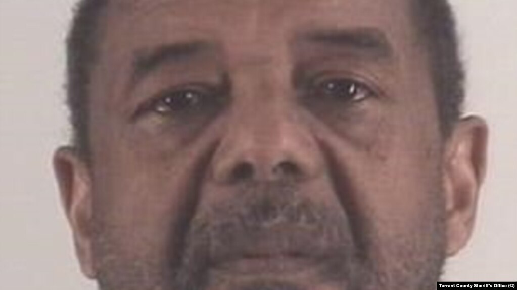 Mohamed Touré (Tarrant County Jail)