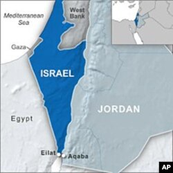 Israeli and Jordanian Resort Towns Hit by Rockets