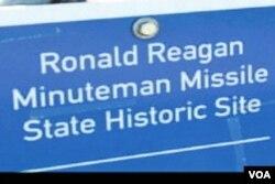 奧斯卡零號核彈發射中心現在已經改名為里根導彈基地。