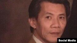 Ông Michael Phương Minh Nguyễn. Facebook Leslie Nguyễn