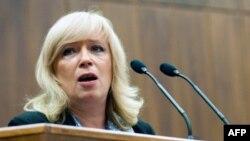 Slovakya Başbakanı İveta Radicova