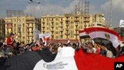 이집트 반정부 시위대